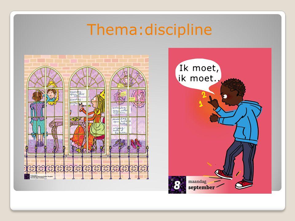 Thema:discipline