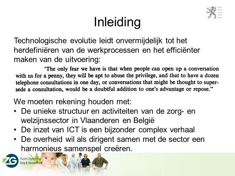 Agenda Van Visie naar plan Alles komt in een stroomversnelling Het actieplan (e)Zorgzaam Vlaanderen Fundamentele bouwstenen Geen wit blad Wat staat op stapel.