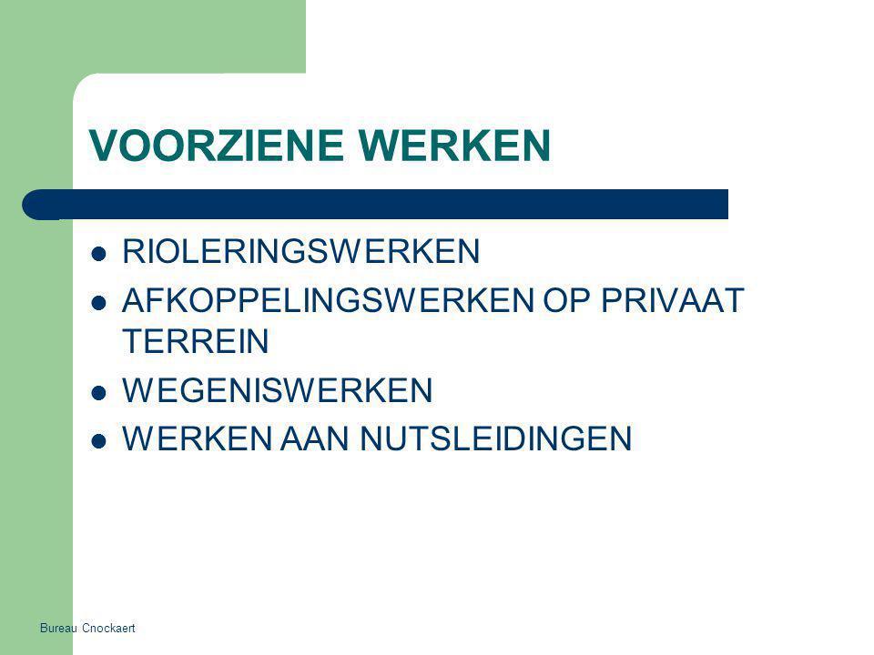 Zijstraat Menenstraat, werken na heraanleg Menenstraat, tenzij ruimte voor zomerverlof 2011