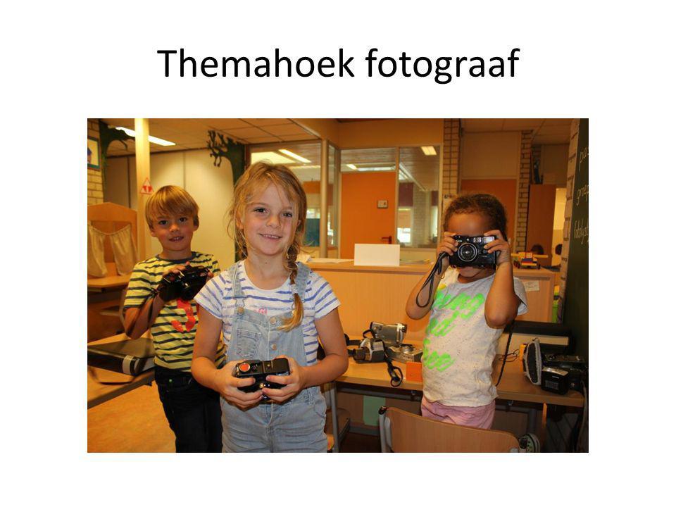 Themahoek fotograaf