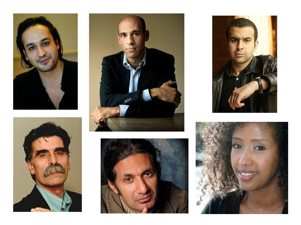 Realistische tendens Khalid Boudou, Het Schnitzelparadijs (2002) Realistisch/autobiografisch De lezer als consument/het boek als product Verfilming Humor