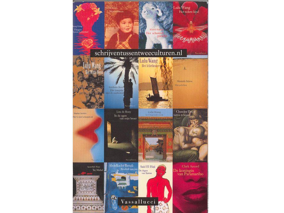 Migrantenliteratuur.Als ik de meeste critici mag geloven, dan ben ik een Marokkaanse schrijver.