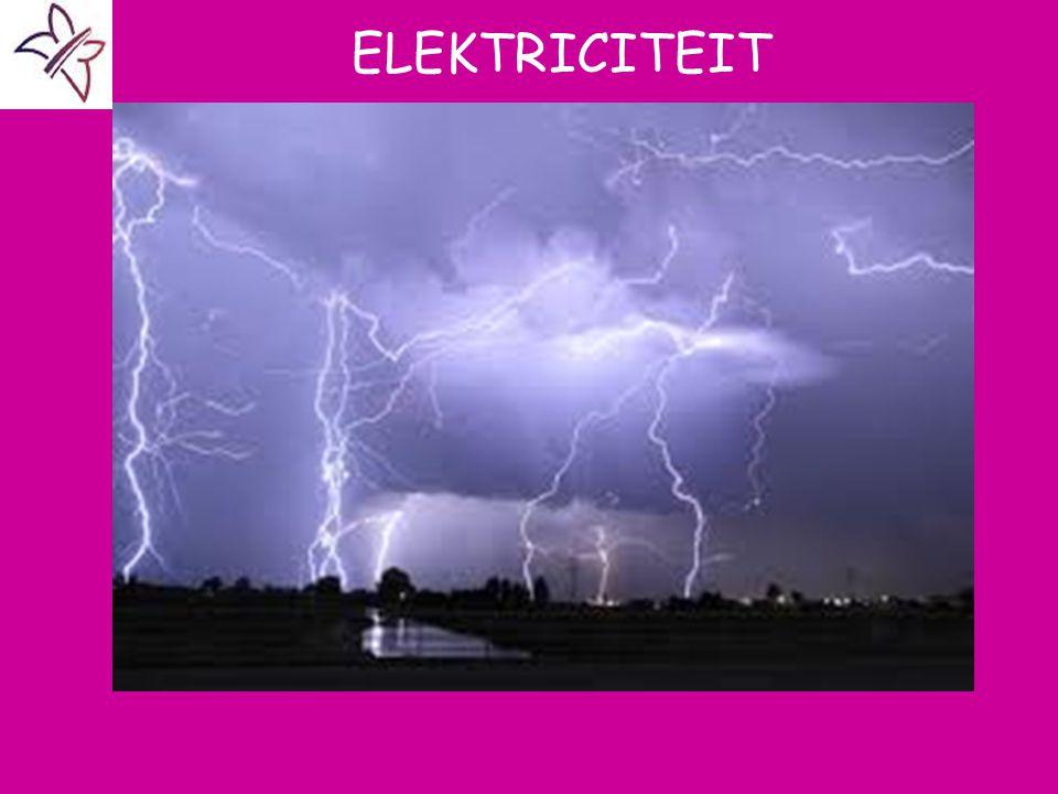 Aat ELEKTRICITEIT elektrostatica