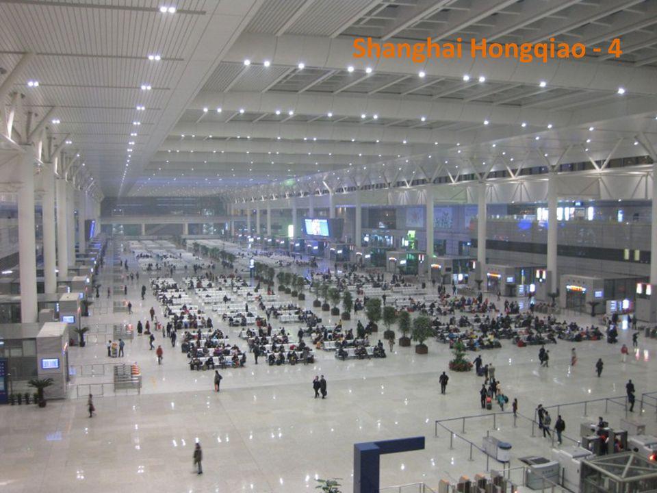 Shanghai Hongqiao - 4