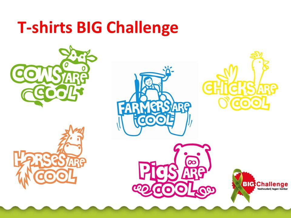 T-shirts BIG Challenge