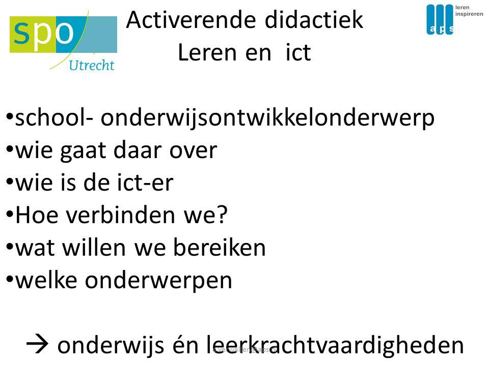 Sep, oktober Januari ---- maart/april mei schoolbezoeken voor de zomer Gedurende de rit Voorbeidende bijeenkomst overleggen e.verwaijen@aps.nl