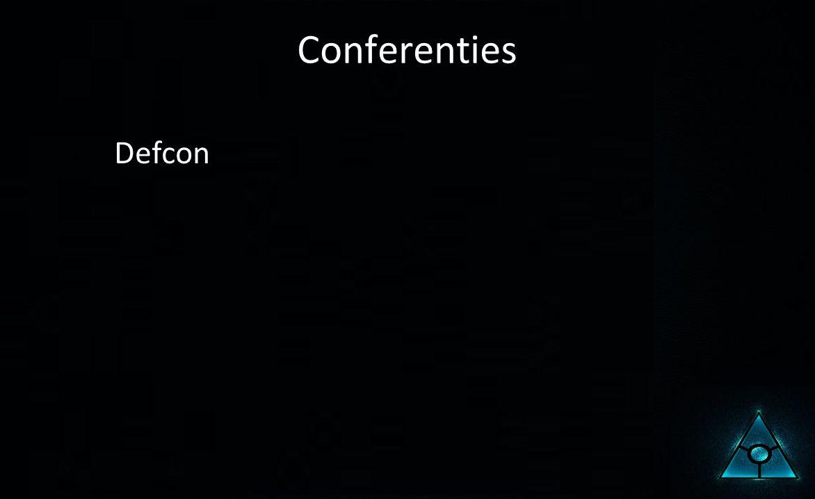 Conferenties Defcon