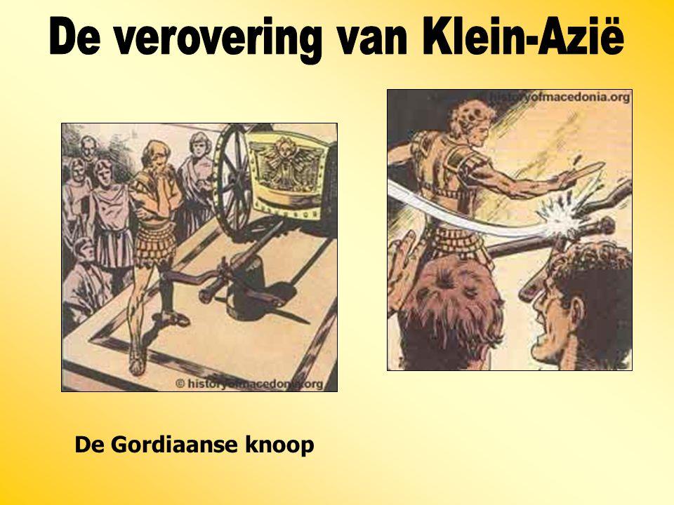 De Gordiaanse knoop