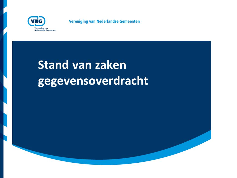 Vereniging van Nederlandse Gemeenten Advies VNG bevoorschotting Tijdig leveren, tijdig betalen Bevoorschotting kan bij mogelijke kapitaalproblemen Voorkeur: per maand vooraf obv raming Alternatief: tussentijds obv gestarte diensten