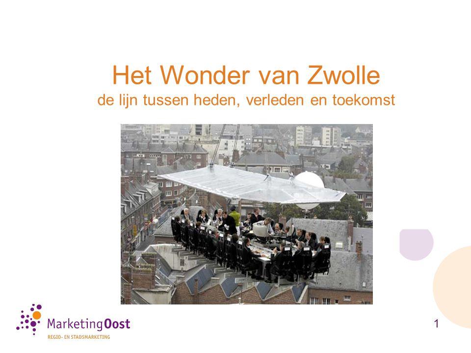 Het Wonder van Zwolle de lijn tussen heden, verleden en toekomst 1