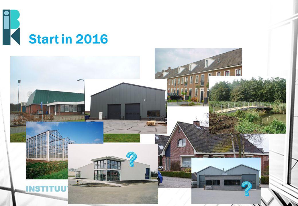 Start in 2016