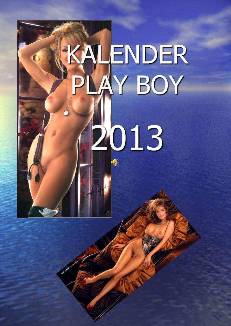 KALENDER PLAY BOY 2013