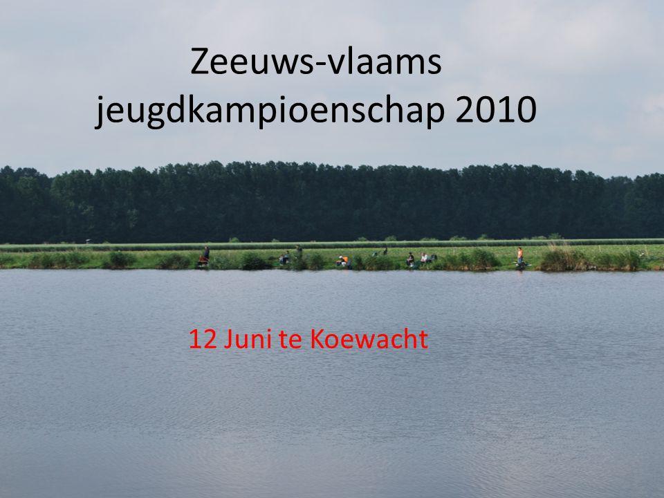 Zeeuws-vlaams jeugdkampioenschap 2010 12 Juni te Koewacht