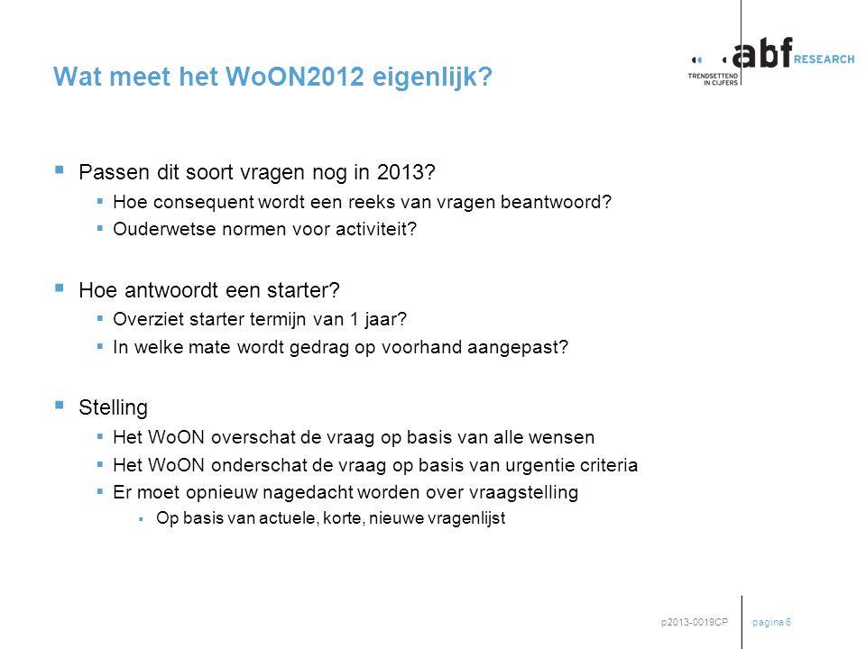 pagina 6 p2013-0019CP Wat meet het WoON2012 eigenlijk.