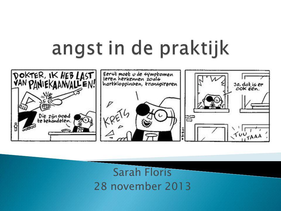 Sarah Floris 28 november 2013