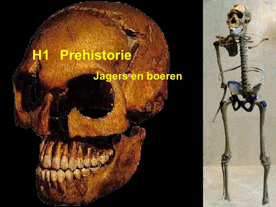Prehistorie / geschiedenis * mensen * sporen * bronnen- geschreven > geschiedenis (100 n.C.