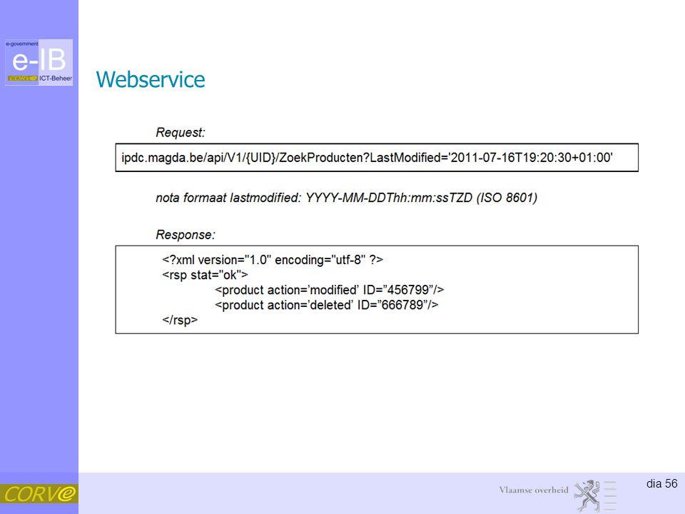 dia 56 Webservice