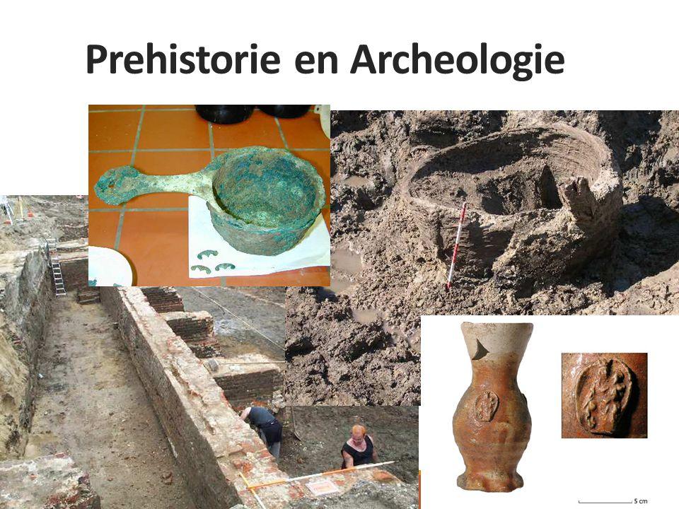 Prehistorie en Archeologie