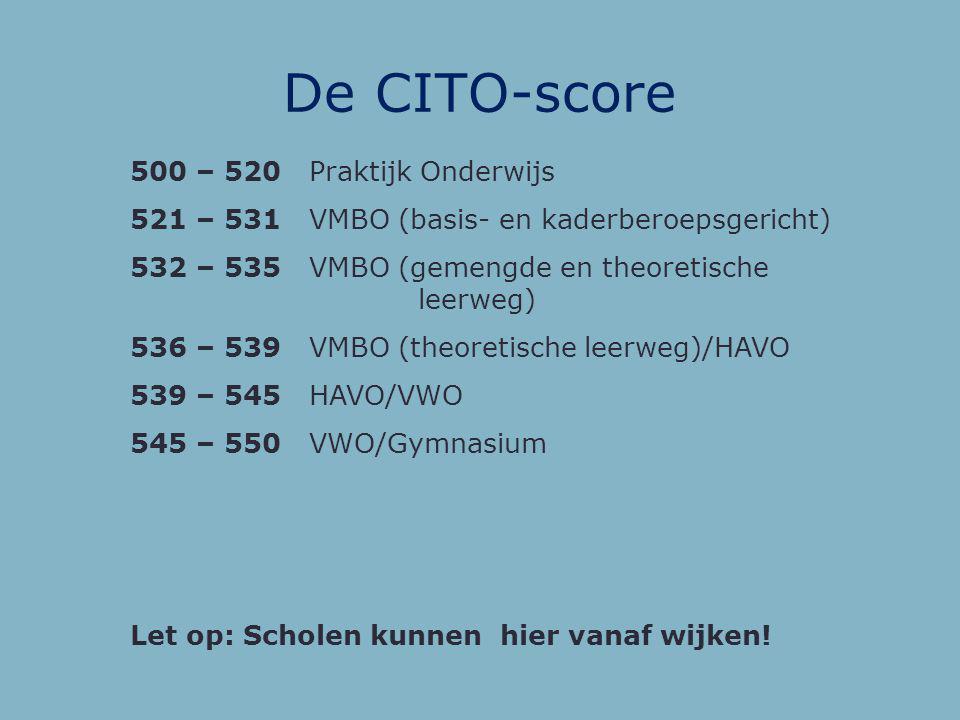 """CITO-eindtoets  Zorg dat uw kind goed uitgerust en ontspannen naar school komt!  Vermijd """"examenvrees""""!  Bij ziekte: Thuisblijven!  Data: 21, 22 e"""