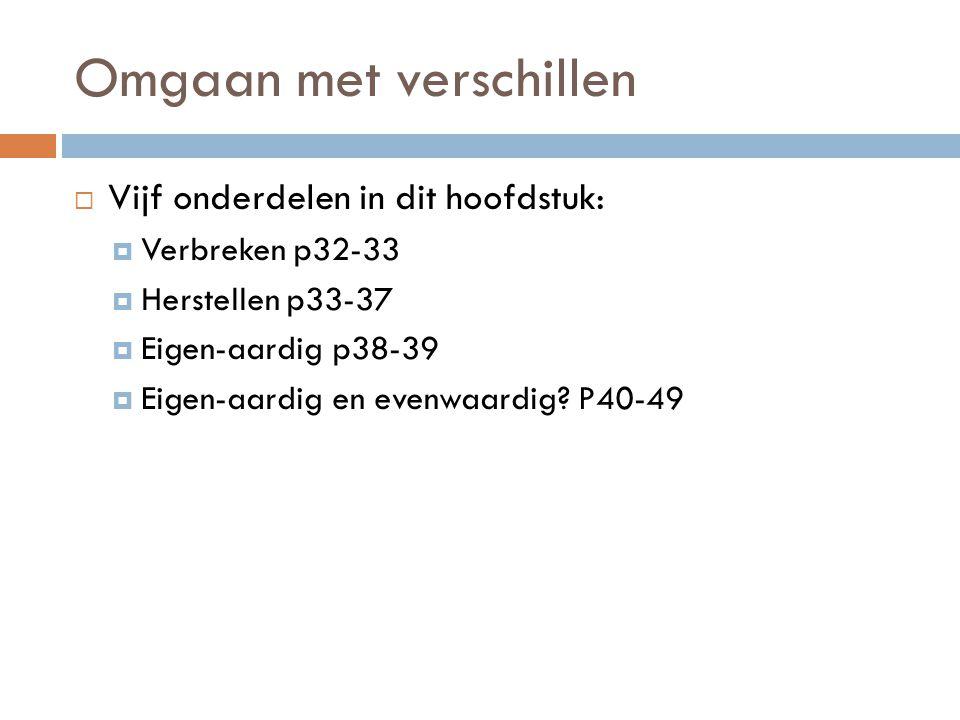 P32-33 Verbreken