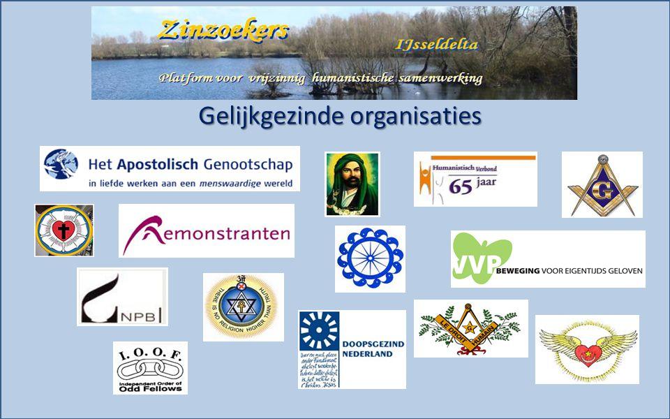 Gelijkgezinde organisaties
