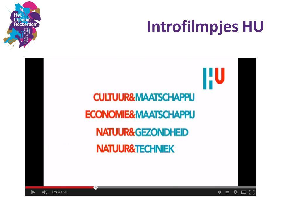 Introfilmpjes HU