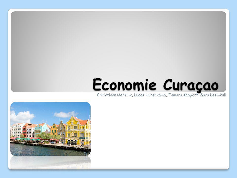 Economie Curaçao Christiaan Mensink, Lucas Hurenkamp, Tamara Kappert, Sara Leemkuil