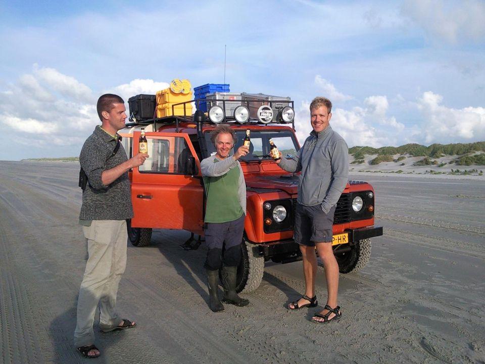 37Veldcampagne ecologie Ameland 2010