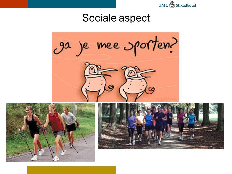 Sociale aspect