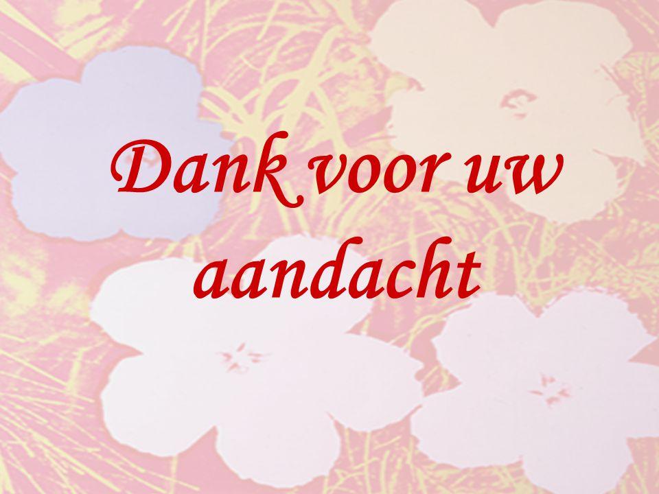 UMC St Radboud Dank voor uw aandacht