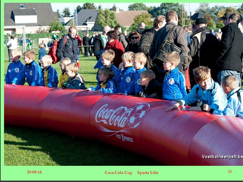 29-09-14 Coca Cola Cup Sparta Lille 30