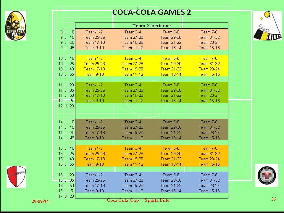 29-09-14 Coca Cola Cup Sparta Lille 36