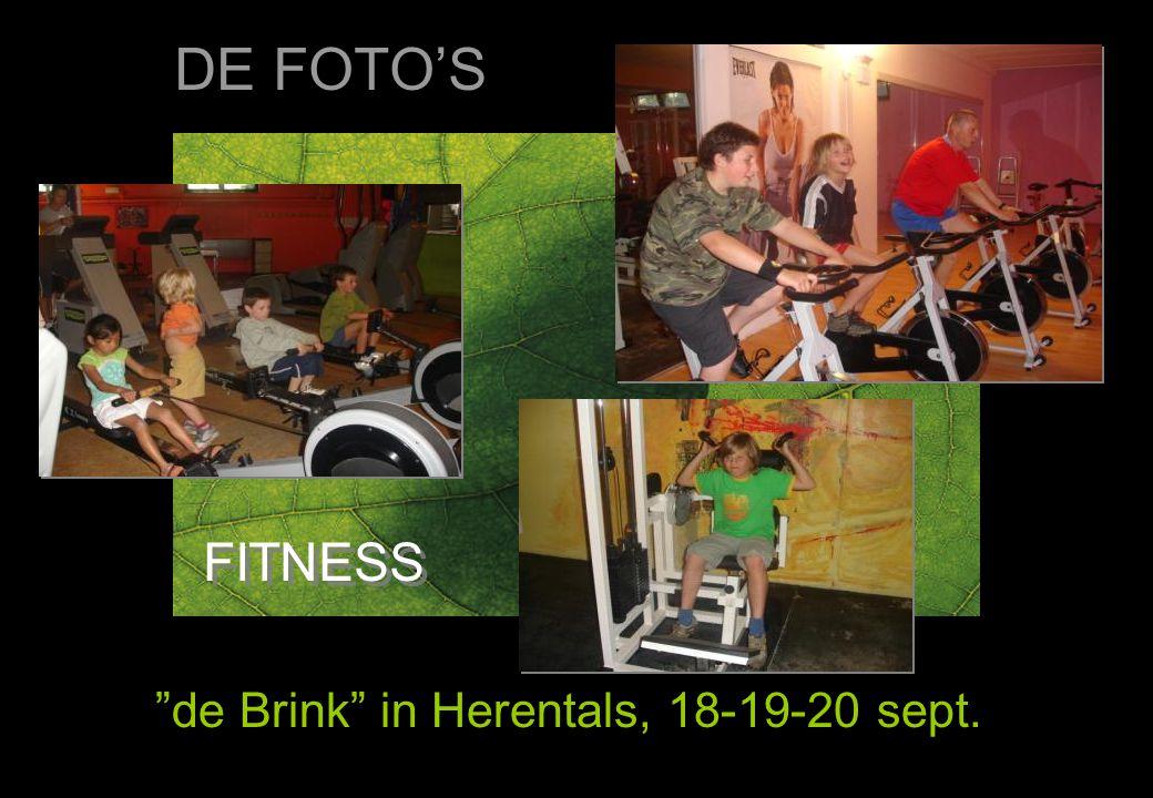 SQUASH de Brink in Herentals, 18-19-20 sept. DE FOTO'S