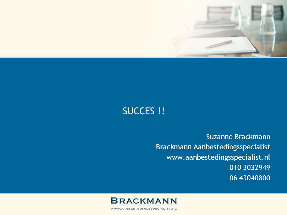 SUCCES !.