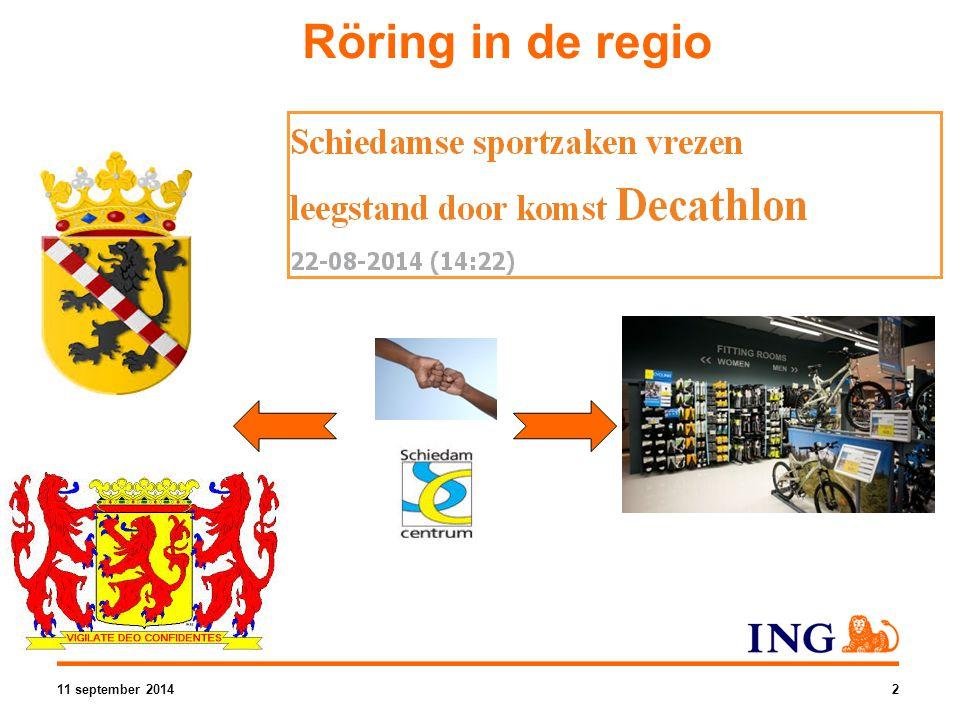 Röring in de regio 11 september 20142