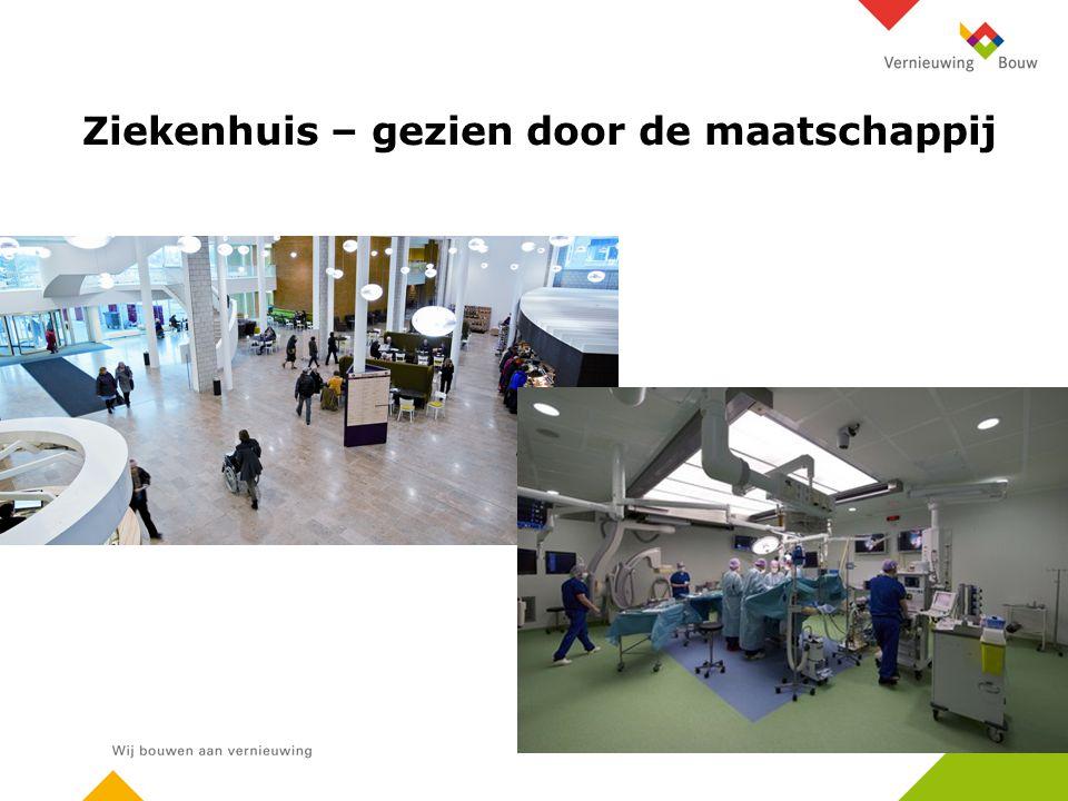 Ziekenhuis – gezien door de maatschappij