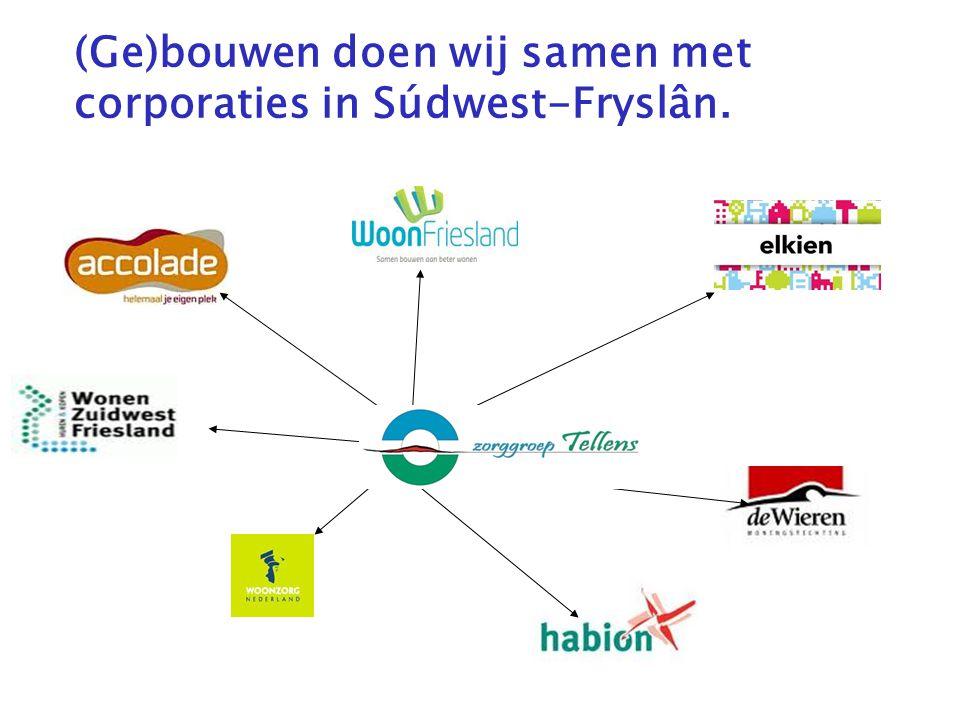 (Ge)bouwen doen wij samen met corporaties in Súdwest-Fryslân.