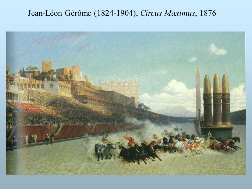 Jean-Léon Gérôme (1824-1904), Circus Maximus, 1876