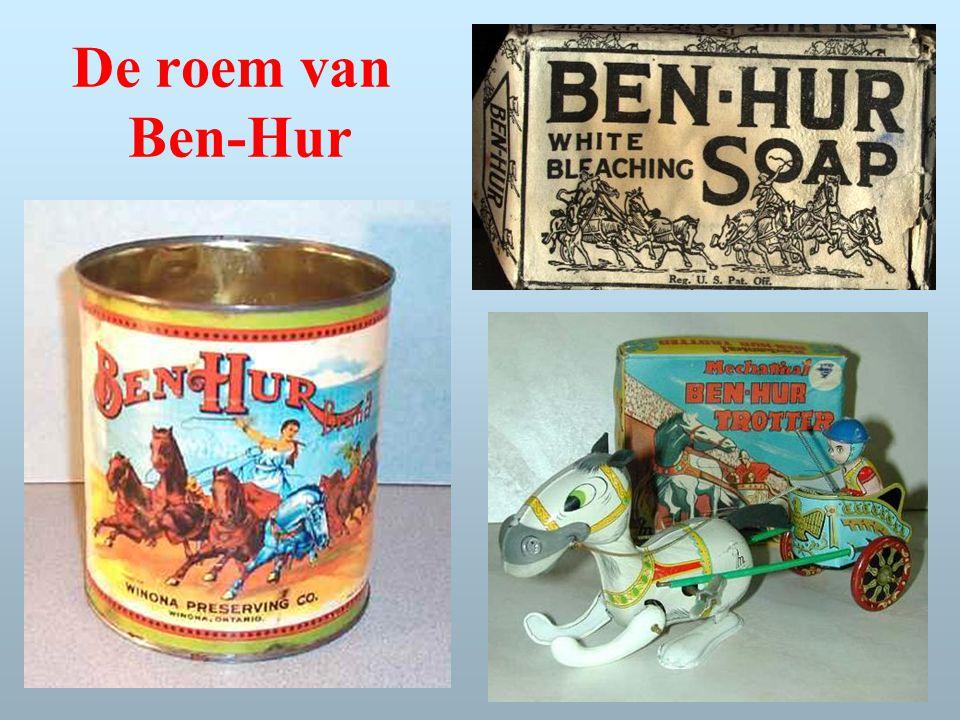 De roem van Ben-Hur