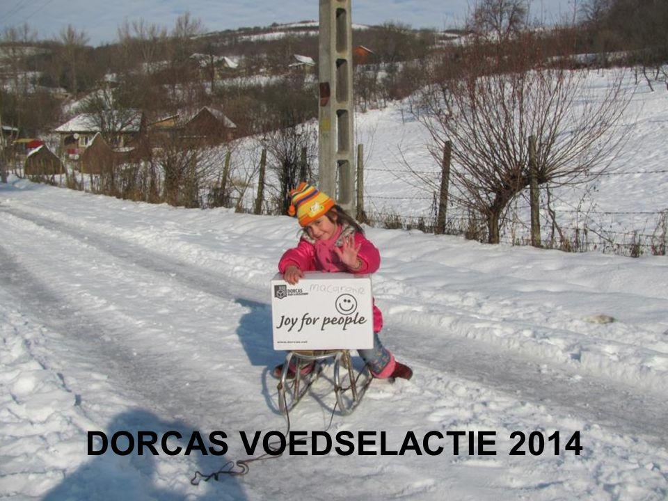 www.dorcas.nl DORCAS VOEDSELACTIE 2014