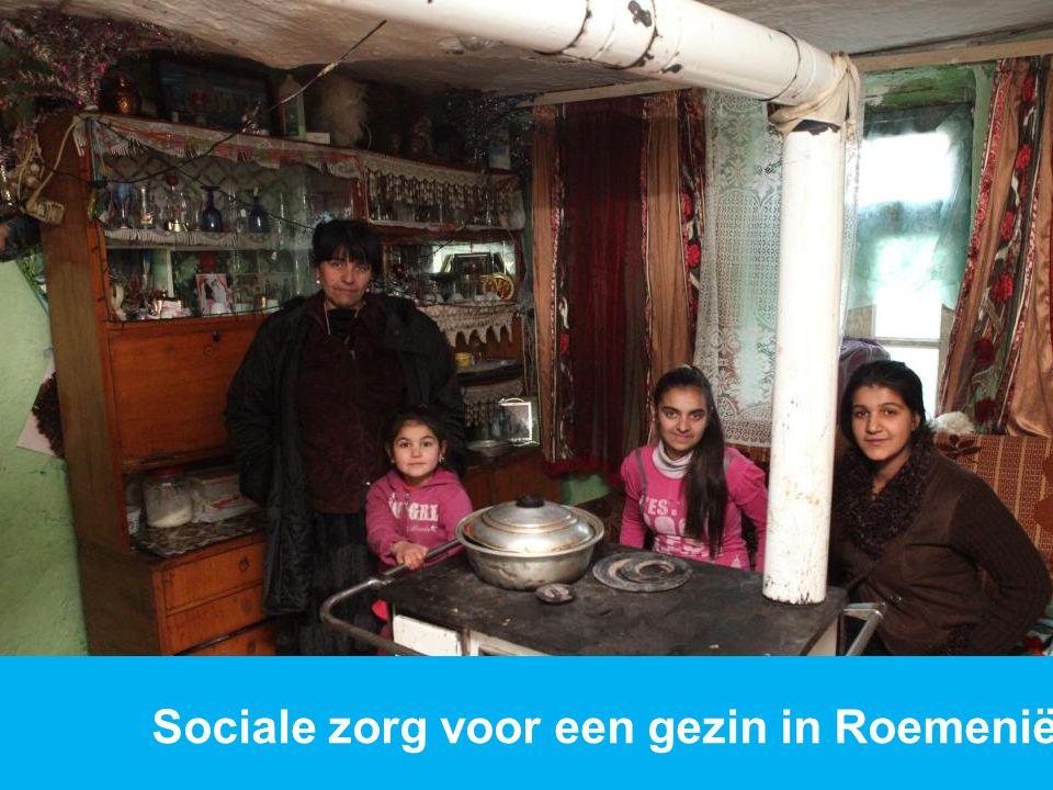 www.dorcas.nl Sociale zorg voor een gezin in Roemenië.