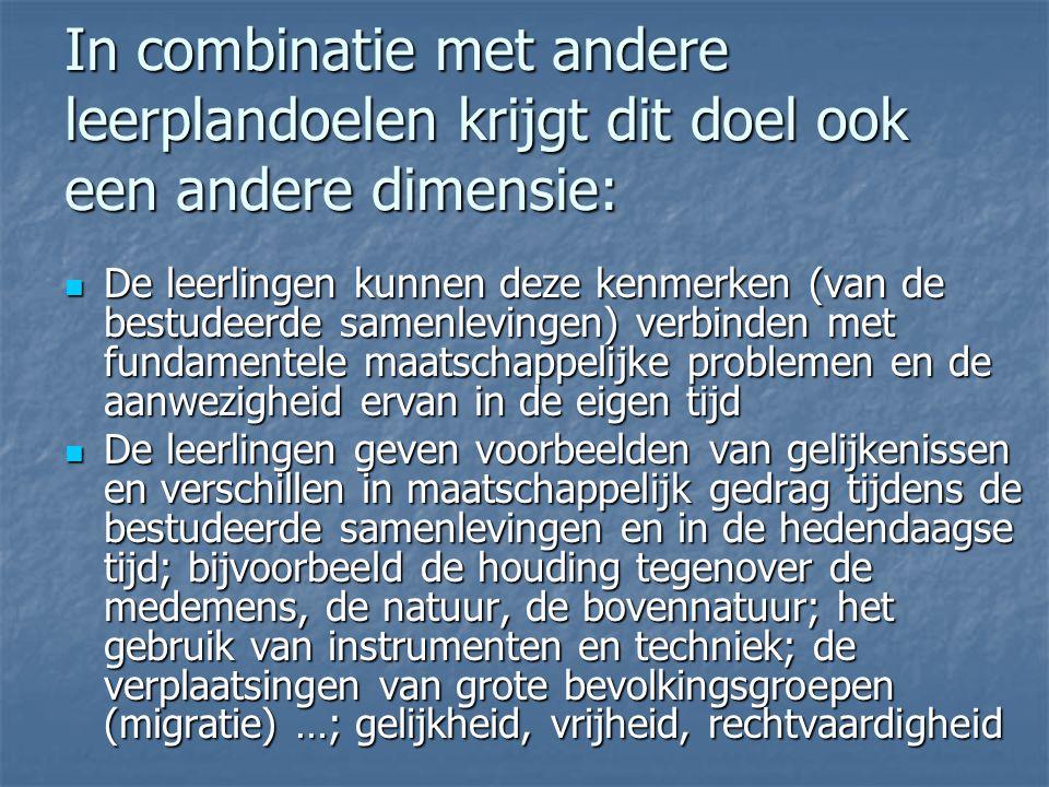 De sociale verhoudingen Een verfijnder benadering van de Romeinse sociale verhoudingen t.t.v.