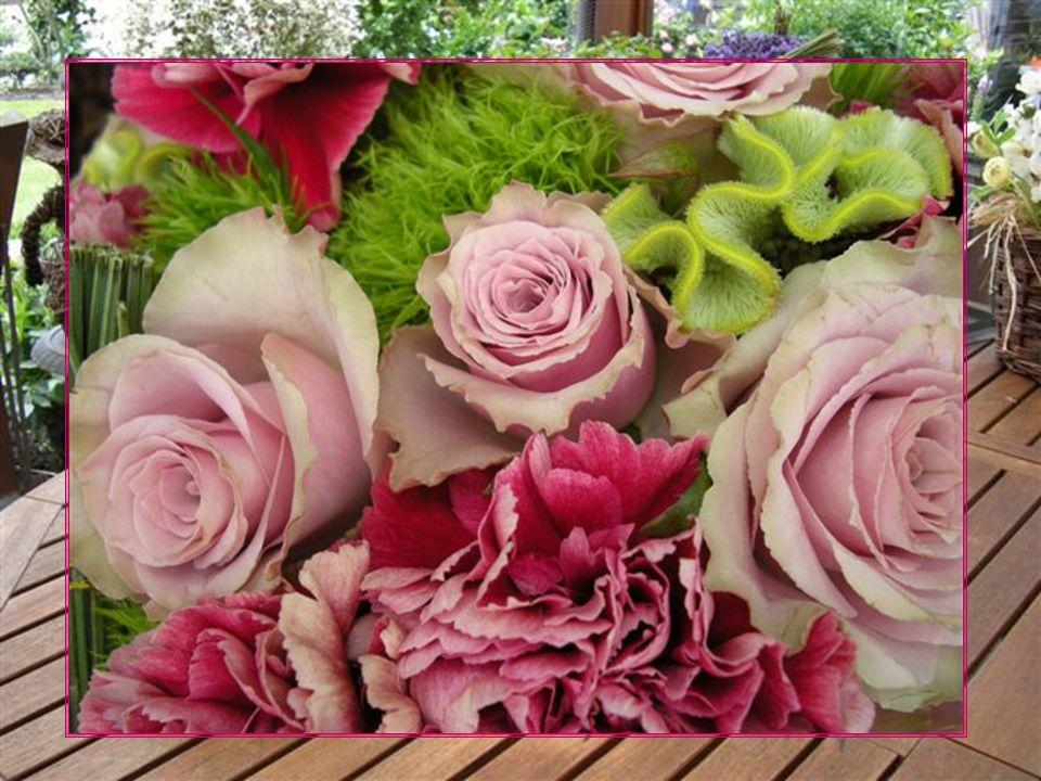Het hoeft geen groot boeket te zijn één bloem zegt evenveel.
