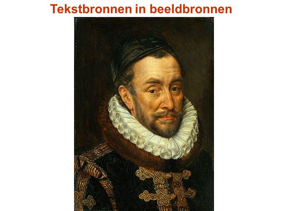 Willem van Oranje Bron 1, de Apologie uit 1581 Geef de naam van de koning tot wie de Apologie is gericht.