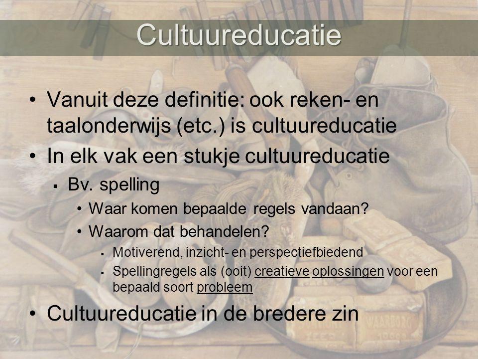 Voorbeeld: creativiteit Creativiteit is het ontwikkelen van iets nieuws dat waarde heeft voor de toekomstCreativiteit is het ontwikkelen van iets nieuws dat waarde heeft voor de toekomst  Vergelijk de normbenadering met de ipsatieve benadering  Ontwikkeling en leren zijn creatieve processen Kinderen creëren hun kennis/vaardigheden in interactie met de educatieve context (ontwikkeling als emergent proces)Kinderen creëren hun kennis/vaardigheden in interactie met de educatieve context (ontwikkeling als emergent proces) Dit proces is in principe educatief te gebruiken om creativiteit volgens de normatieve en criteriumbenadering te bevorderenDit proces is in principe educatief te gebruiken om creativiteit volgens de normatieve en criteriumbenadering te bevorderen Creativiteit staat centraal in kunst … maar ook in wetenschap en techniek Creativiteit staat centraal in kunst … maar ook in wetenschap en techniek