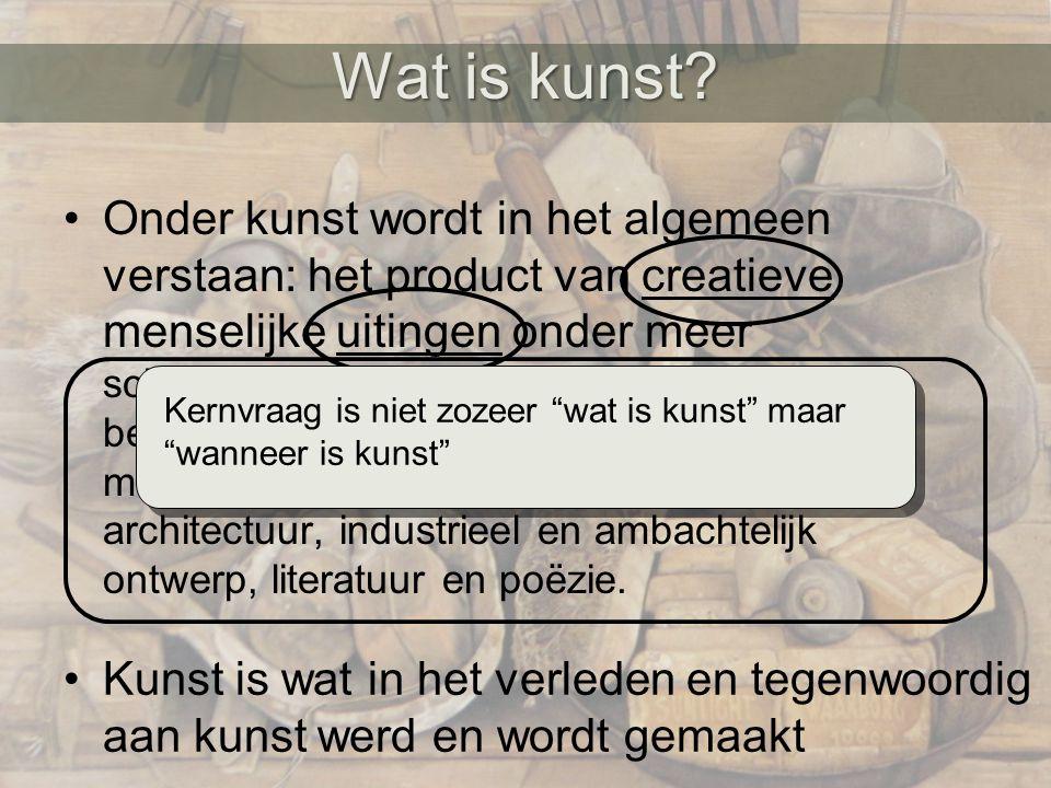 Wat is kunst voor kinderen.Kinderen maken – ondergaan – onderzoeken – leren over -....