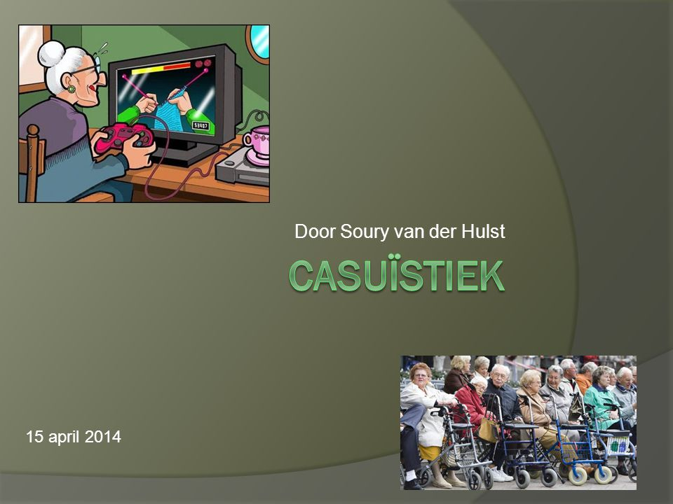 Door Soury van der Hulst 15 april 2014