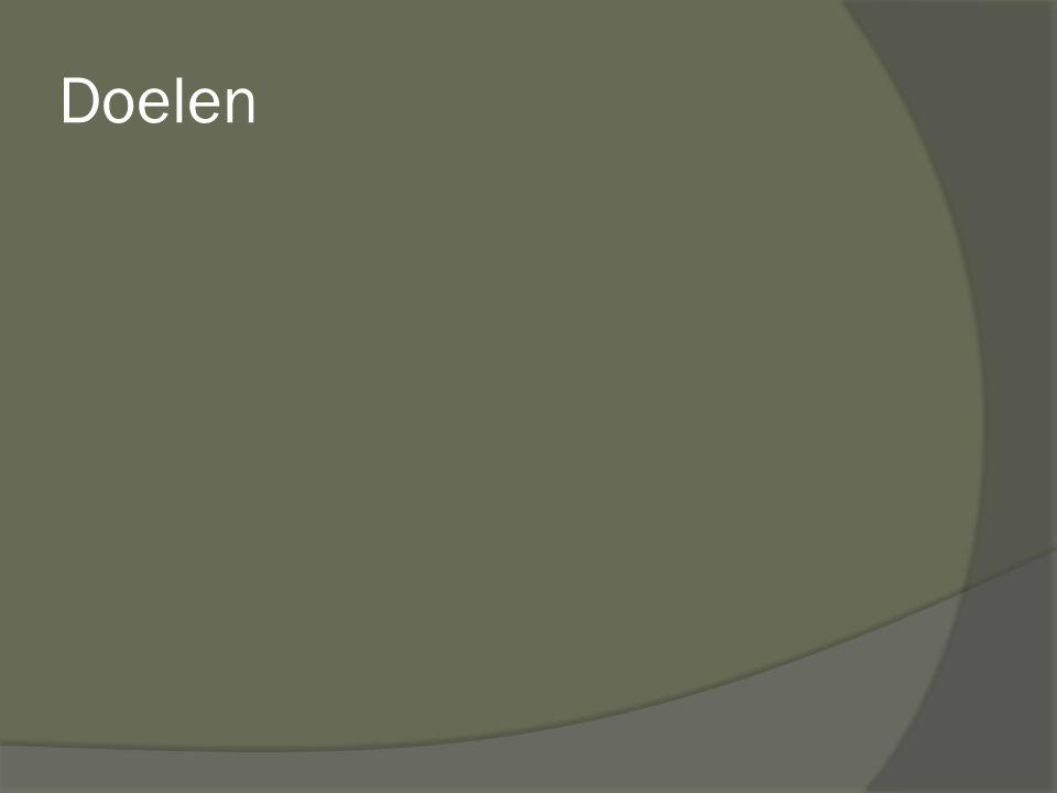 Bronnen  NHG Delier bij ouderen  NHG Dementie  NHG Depressie  ABC voor analyse van acute verwardheid bij ouderen, Huisarts en Wetenschap, 2001, nummer 7:291-296  Richtlijn 'Delirium', NTVG, 2005, 149: 1027-32  Dementie handboek, een beknopte leidraad voor de praktijk, Alzheimercentrum VUMC, 5 e herziene druk, 2007, Academic Pharmaceutical productions  Handboek dementie, laatste inzichten in diagnostiek en behandeling, onder redactie van prof dr.
