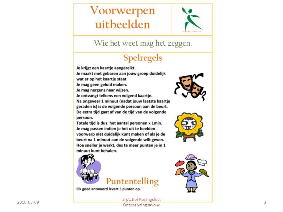 2010-03-09 ZijActief Koningslust Ontspanningsavond 14