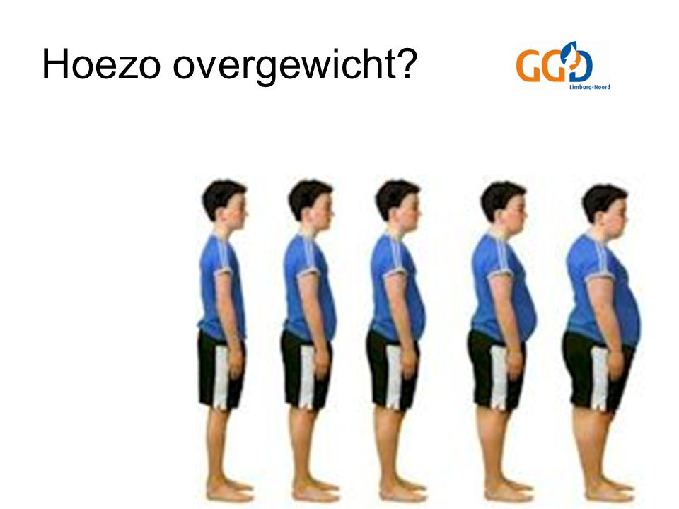Hoezo overgewicht?